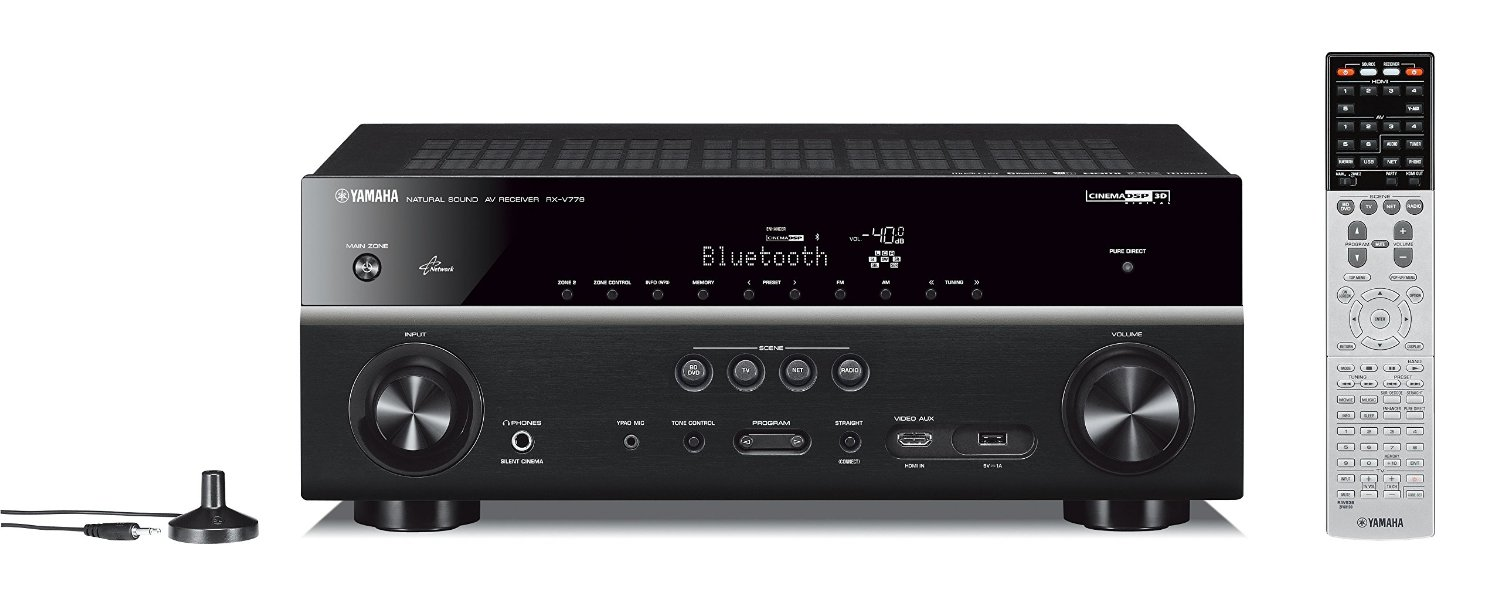 yamaha rxv779 av receiver review latest led tv reviews