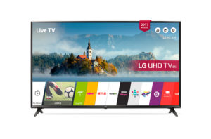 LG 43UJ630V 4K Ultra HD Smart LED TV Review image
