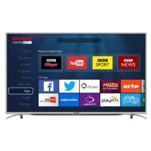 Sharp LC-49CUG8362KS 4K Ultra HD Smart LED TV Review image