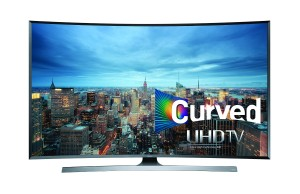 Samsung UN40JU7500 Curved HD Smart LED TV Review-1