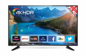 Cello C50SFS Android 7.0 Smart 4K Ultra HD LED TV Review