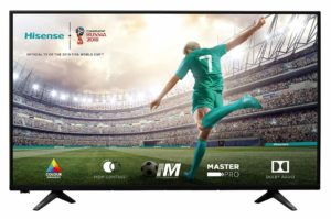 Hisense H39A5100 Full HD DLED Television Review